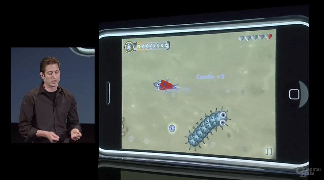 iPhone SDK - Spore von EA