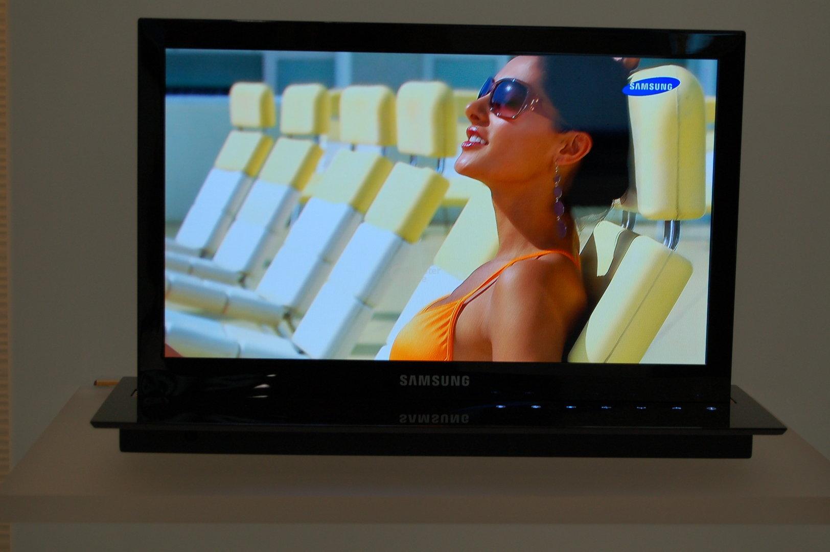 OLED-TV von Samsung