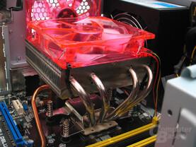 Top-Flow-Kühler von Thermalright, der SI-128