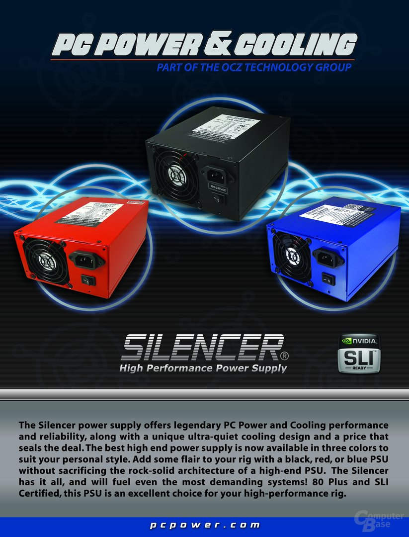 PC Power & Cooling Silencer