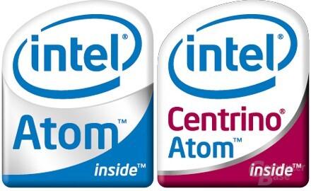Intel Atom und Intel Centrino Atom (ehemals Silverthorne und Menlow)
