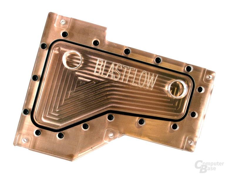 Blastflow: Wasserkühlung für Intel Skulltrail