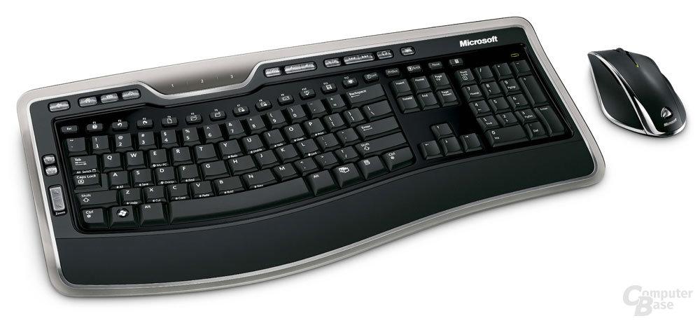 Wireless Laser Desktop 7000