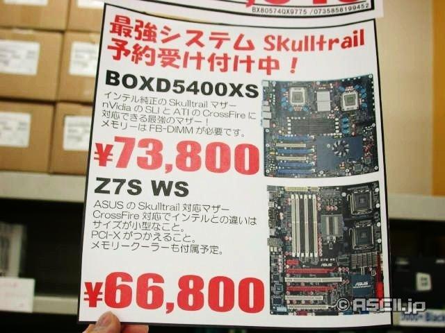 Preise für die beiden Mainboards