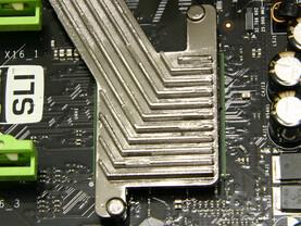 nForce 790i Ultra SLI RSouthbridgekühler