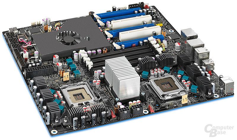 Intel D5400XS-Mainboard (Codename Skulltrail)