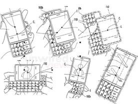 HTC-Patent zu diagonalem Slider | Quelle: unwiredview.com