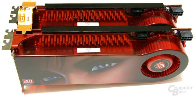 ATi Radeon HD 3870 X2 CF