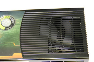POV GeForce 9800 GX2 Lüfter