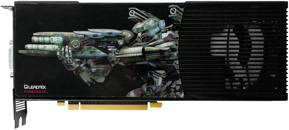 Leadtek Winfast GeForce 9800 GX2