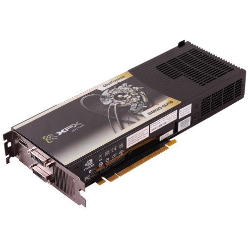 XFX GeForce 9800 GX2