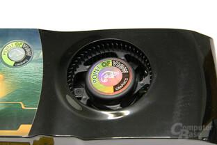 GeForce 9800 GTX Lüfter