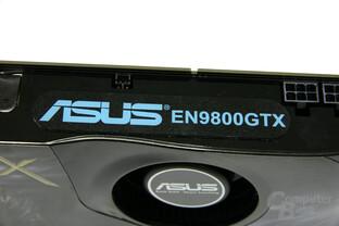 EN9800GTX Schriftzug