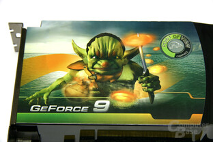 GeForce 9800 GTX Logo