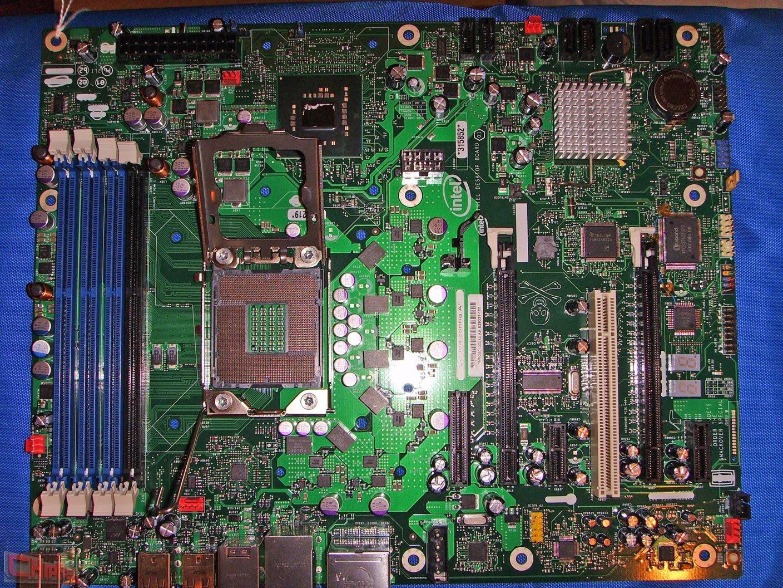 Referenzmainboard für Intel Nehalem