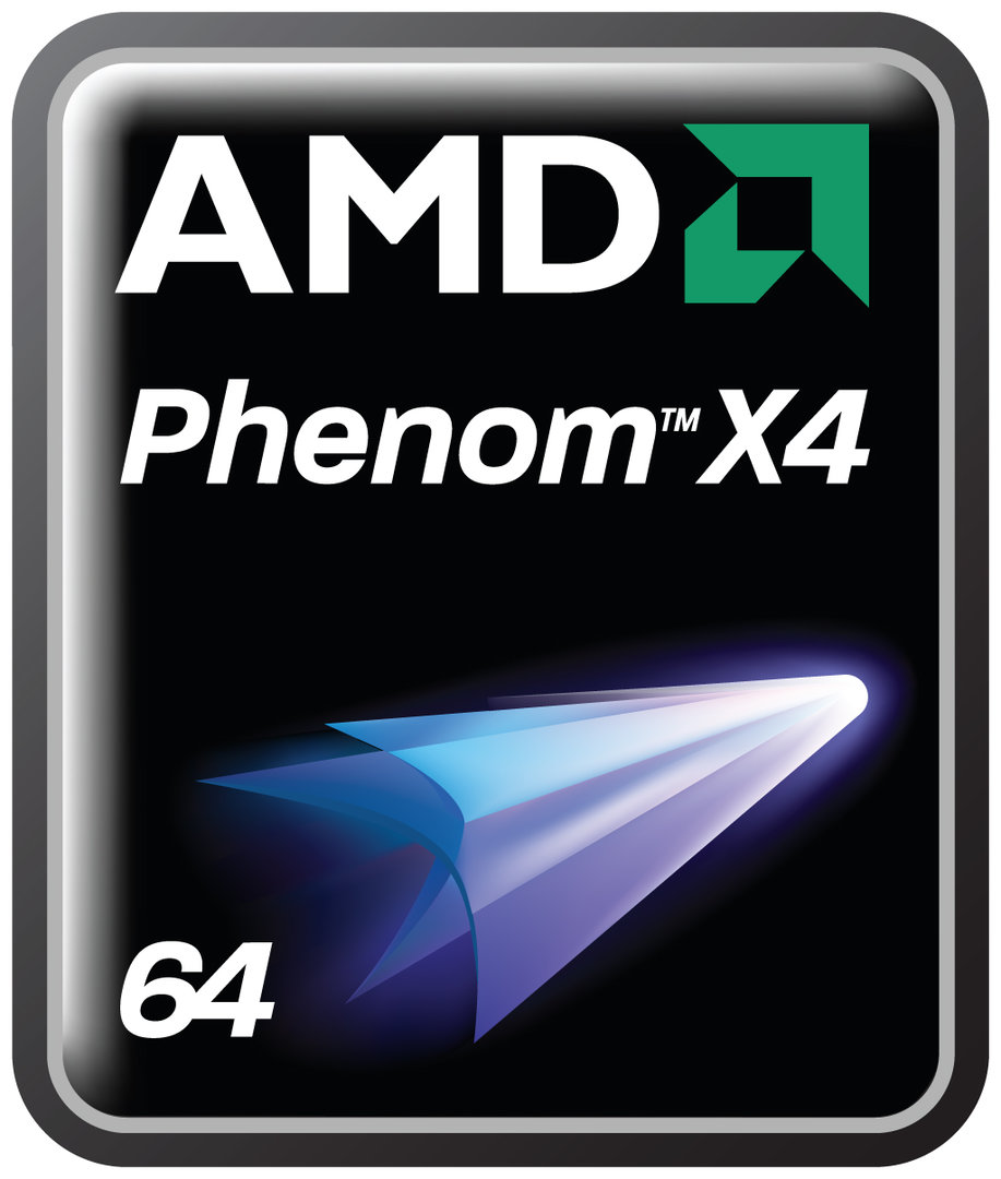 AMD Phenom X4 – Logo