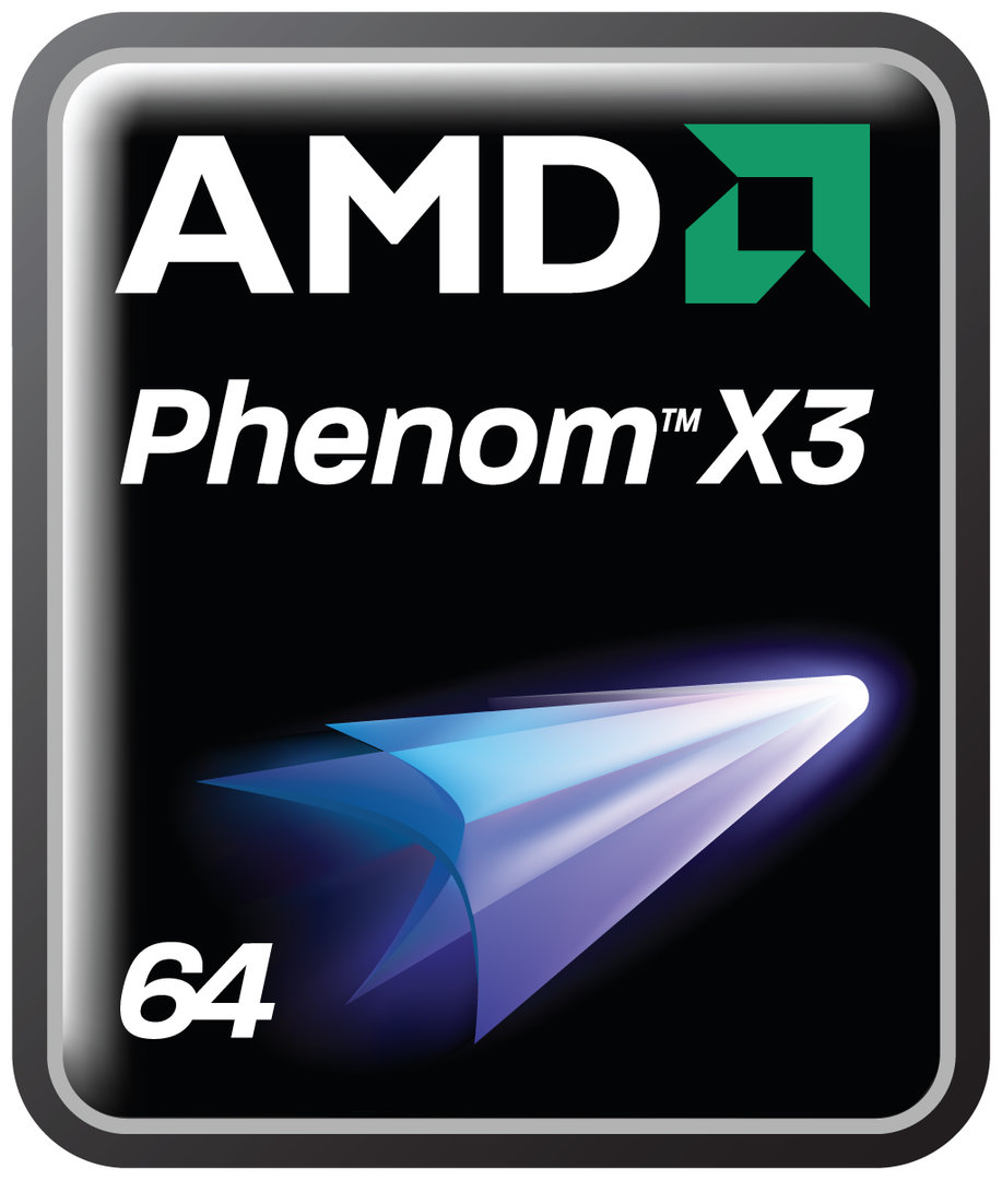 AMD Phenom X3 – Logo