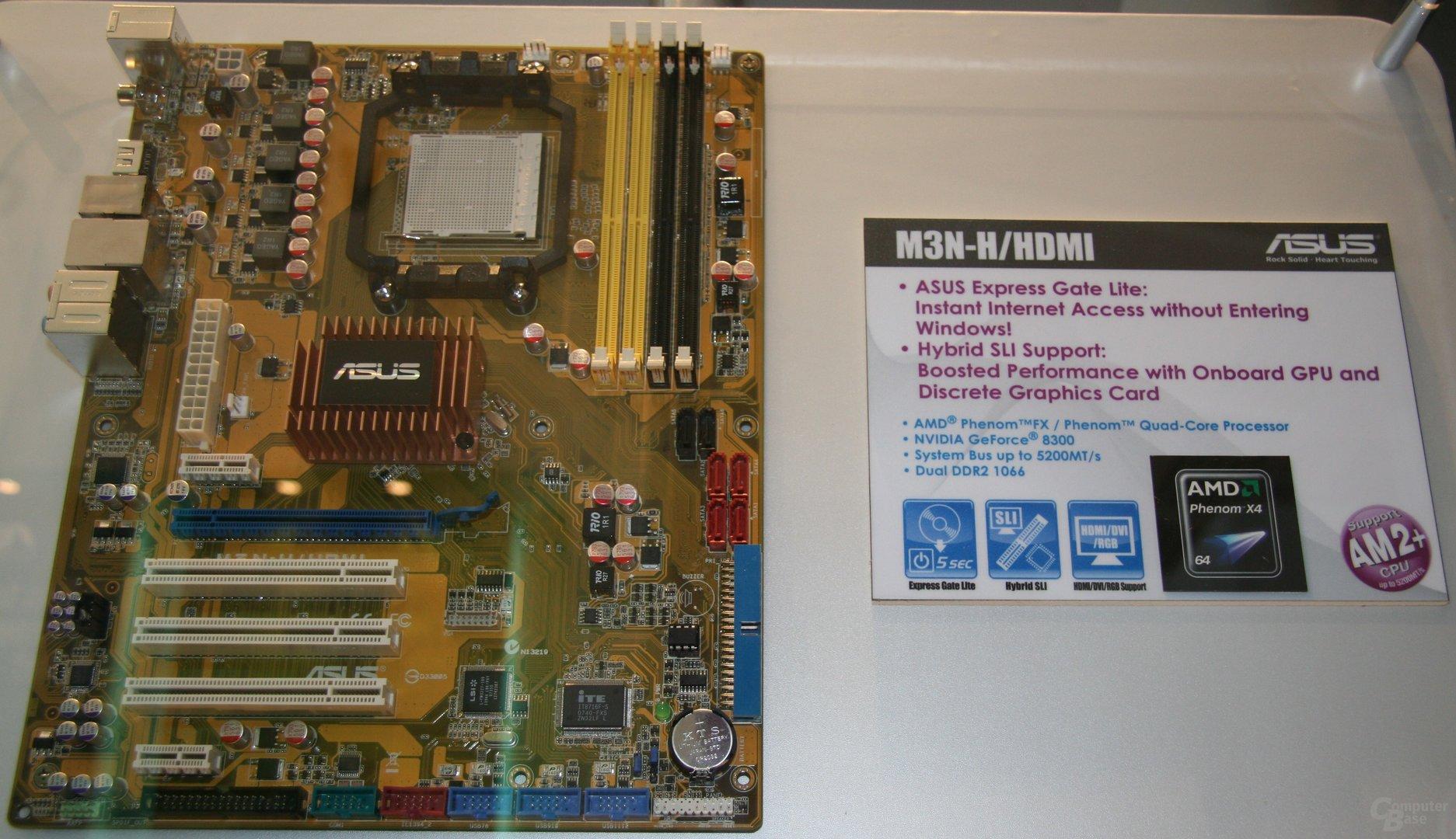Asus M3N-H/HDMI