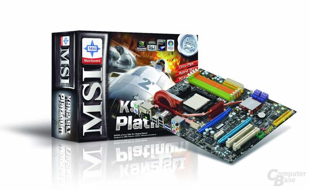 MSI K9N2 SLI Platinum
