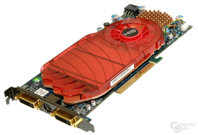HIS Radeon HD 3850 AGP