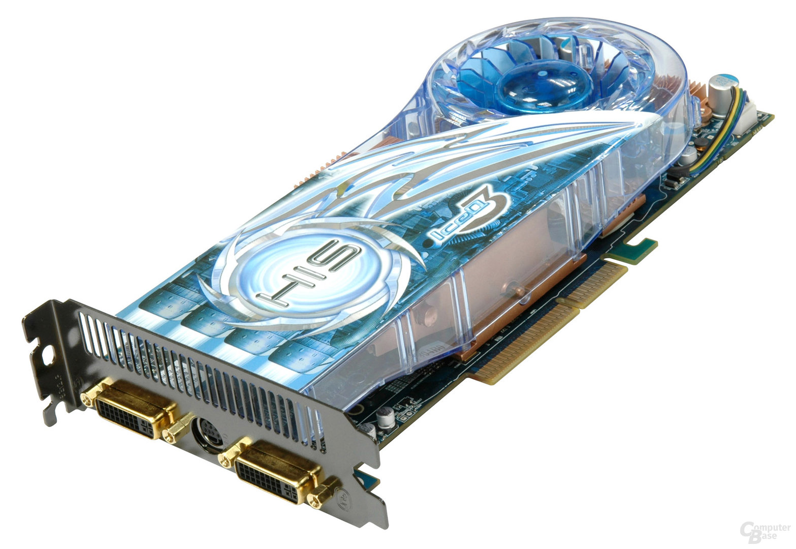 HIS Radeon HD 3850 IceQ3 Turbo AGP