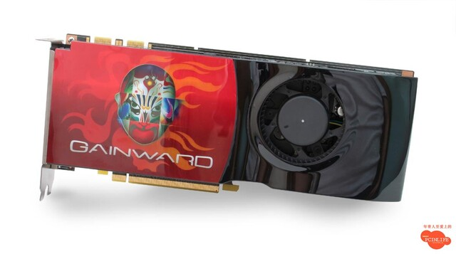 Gainward GeForce 9800 GTX