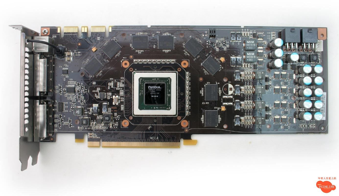 Gainward GeForce 9800 GTX