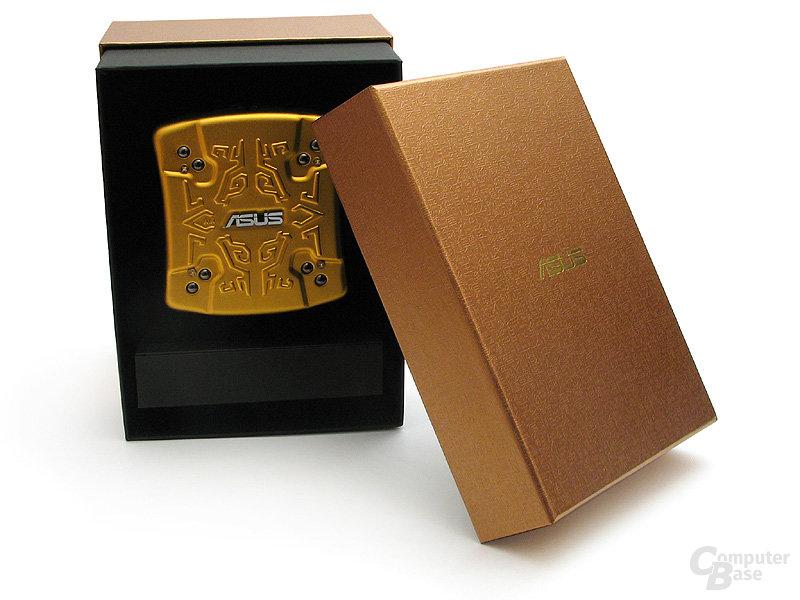 Edelverpackung für den Luxuskühler
