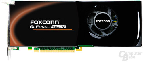 Foxconn  GeForce 9800 GTX