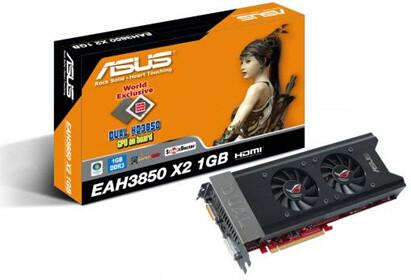 Asus EAH3850X2/G/3DHTI/1G