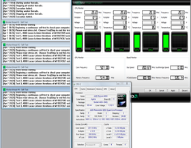 """AMD Phenom X4 9850 Black Edition bei 1,3 Volt und """"falschen"""" 85 Grad"""