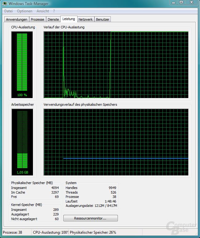 1 CPU-Kern