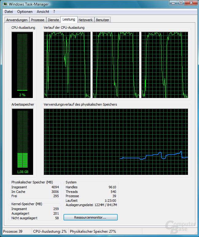 3 CPU-Kern