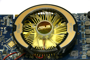 GeForce 8800 GT 256 MB Lüfter