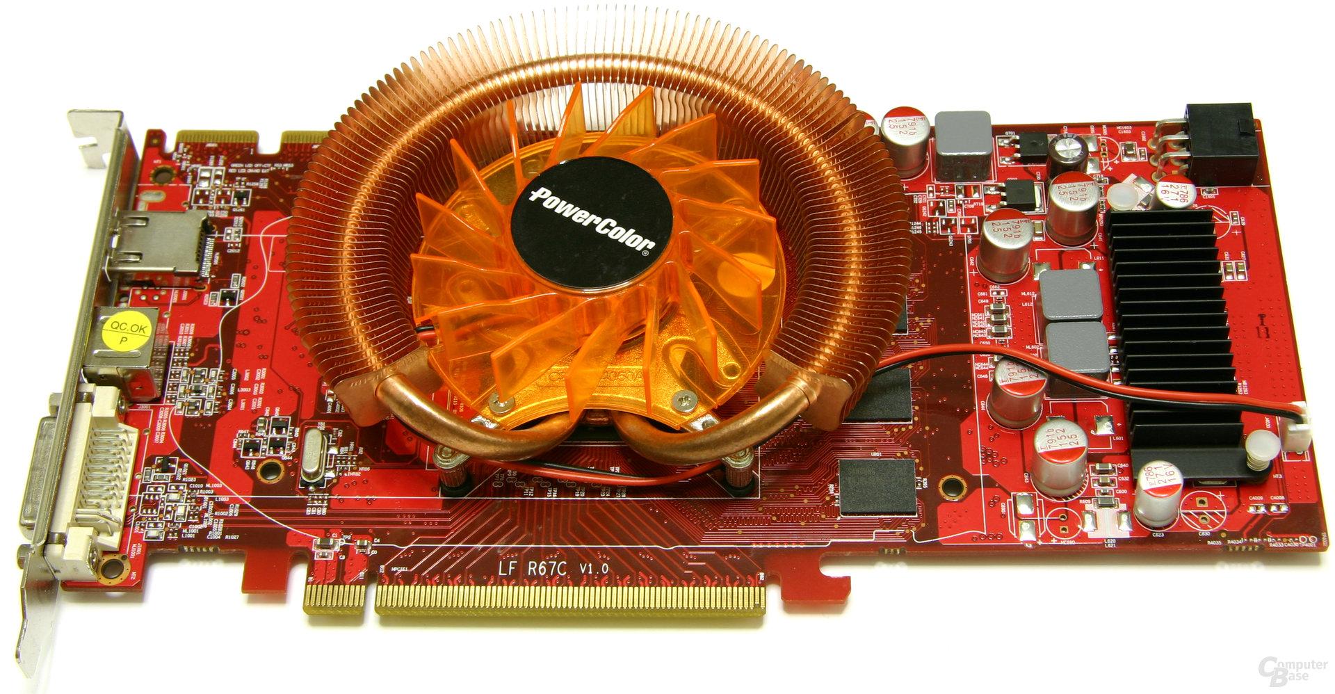 PowerColor Radeon HD 3850 512 MB