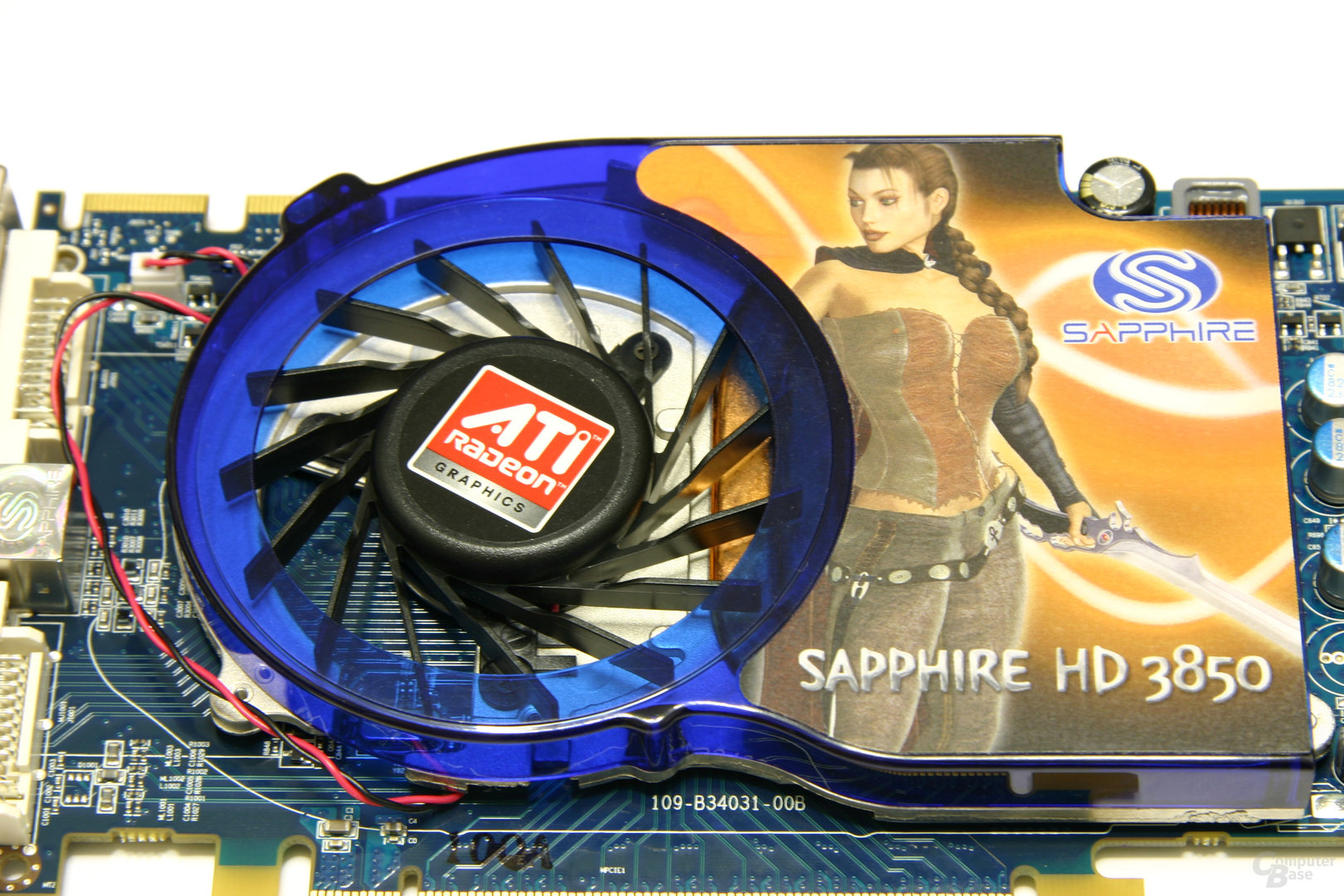 Radeon HD 3850 1024 MB Lüfter