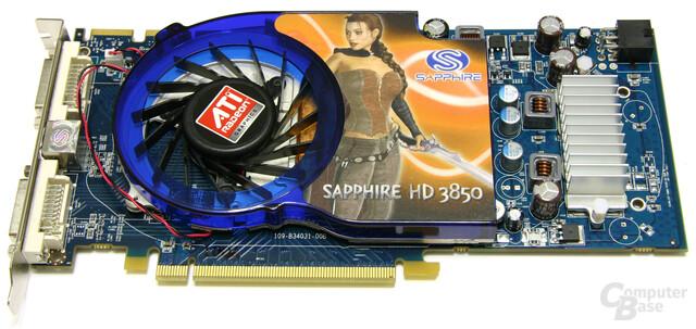 Sapphire Radeon HD 3850 1024 MB