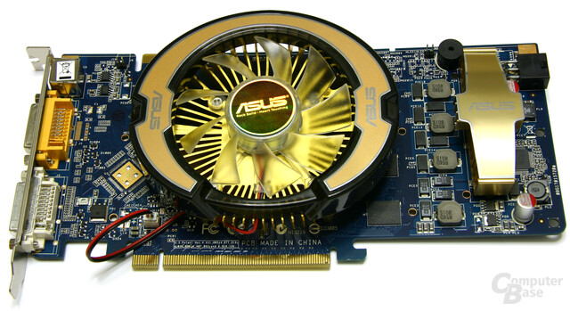 Asus GeForce 8800 GT 256 MB