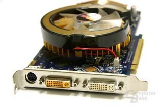 GeForce 8800 GT 1024 MB Slotblech