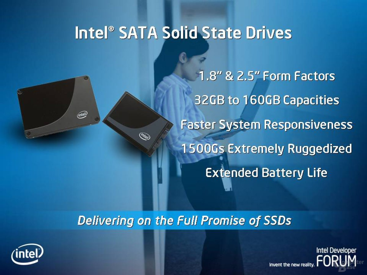 Intel Highend-SSD kommen Mitte Mai