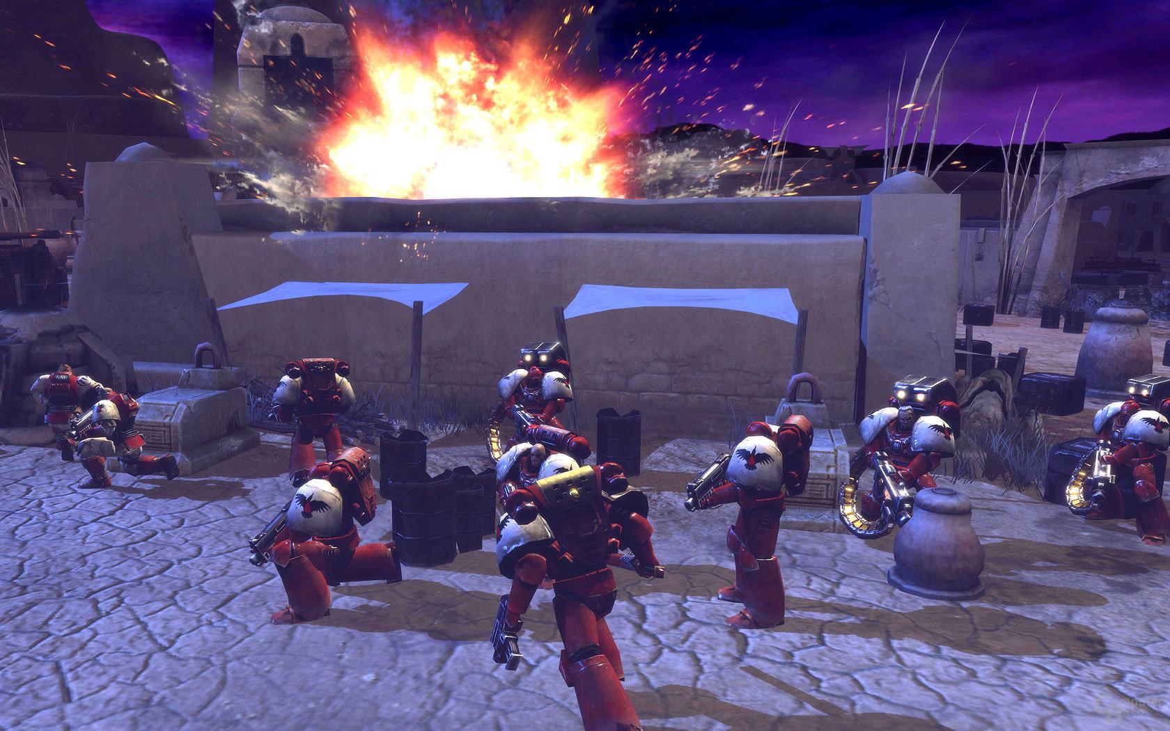 18. April 2009 | Dawn of War II