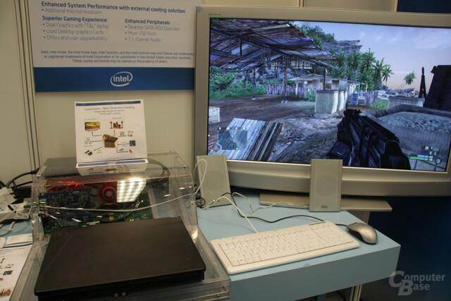Intel Prototyp: Einheitliche PCI Express Docking-Stationen kommen 2009