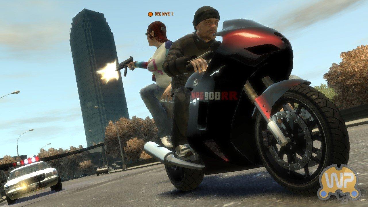 Grand Theft Auto 4: Multiplayer