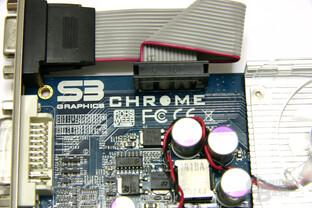 Chrome 430 GT Schriftzug
