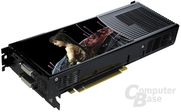 Asus GeForce 9800 GX2 TOP