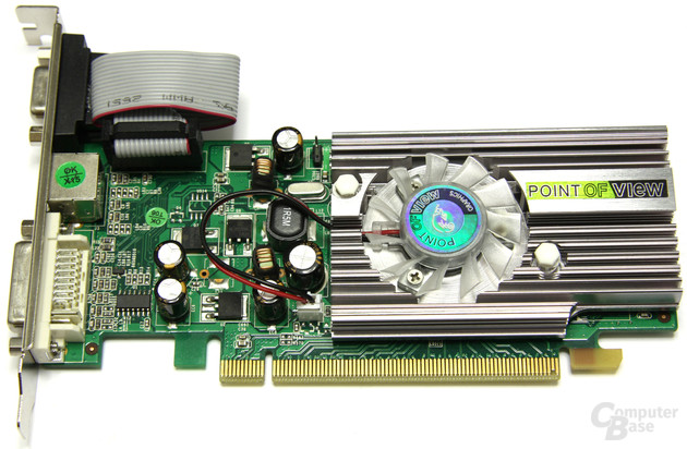 Point of View GeForce 8400 GS