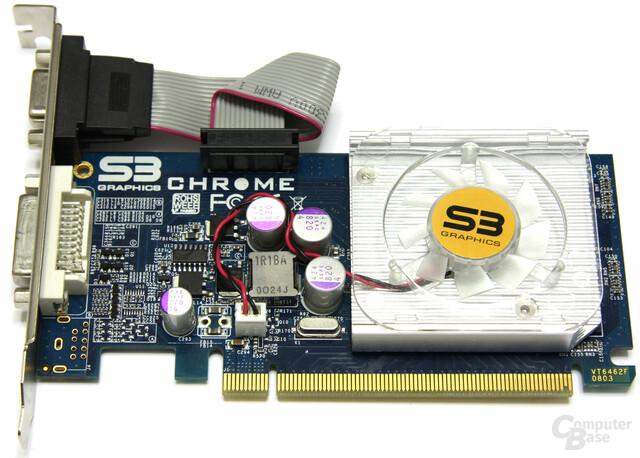S3 Chrome 430 GT