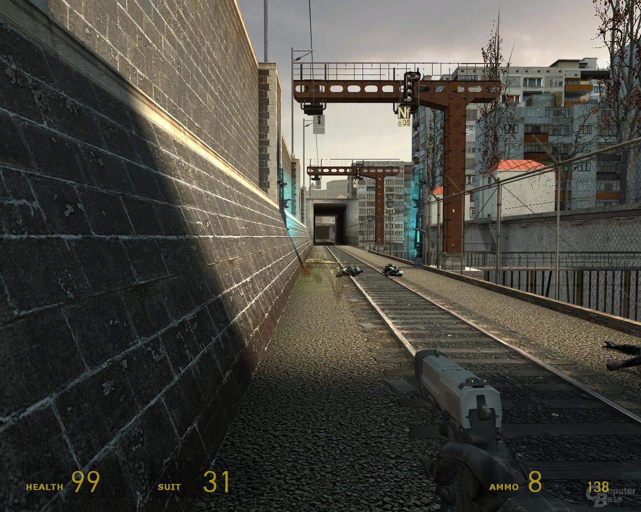 ATi RV620 Half-Life 2 - 16xAF