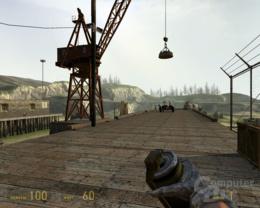 ATi RV620 Half-Life 2 - 1xAA
