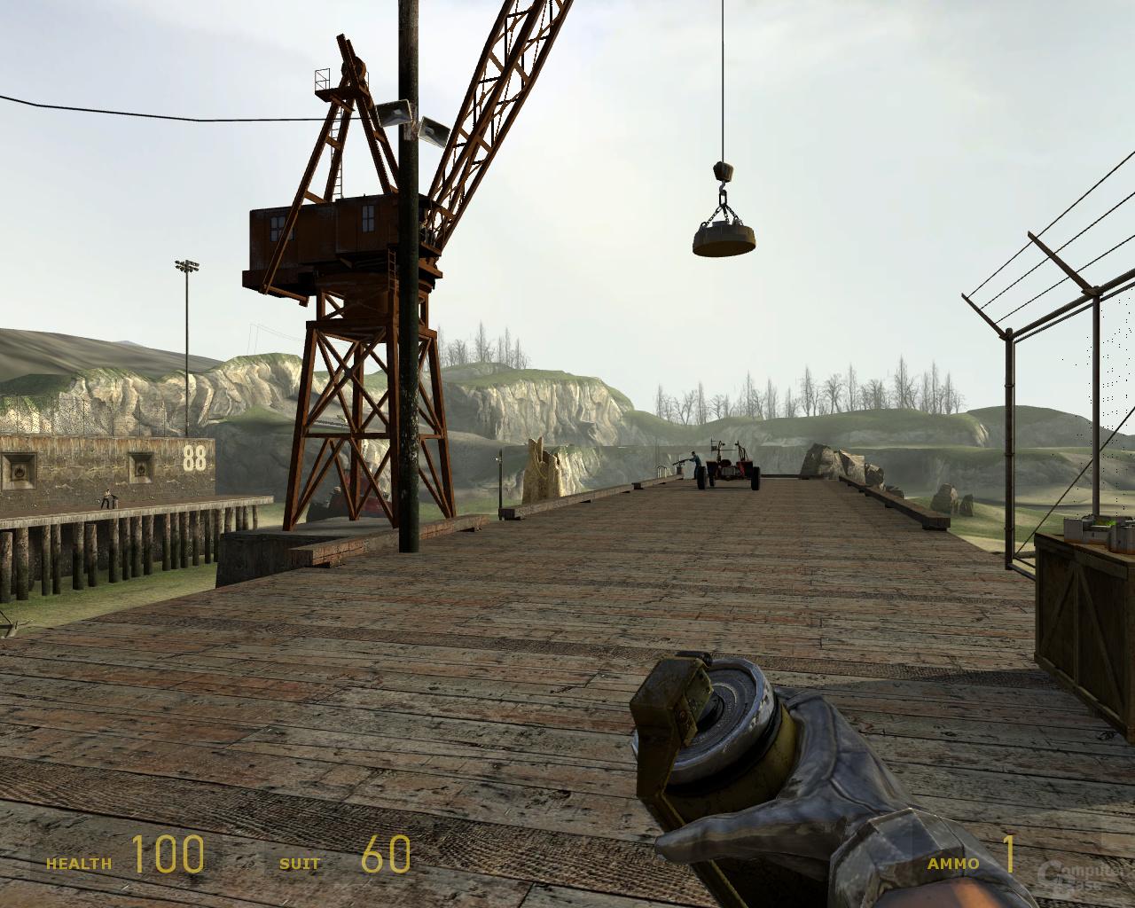 ATi RV620 Half-Life 2 - 4xAA